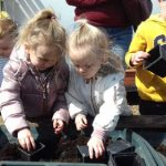 Roman River Preschool visit